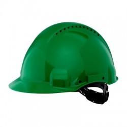 3M G3000 zielony hełm...