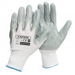 Rękawice nitrylowe X-NITRON