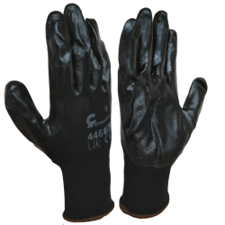 Rękawice robocze nitrylowe...