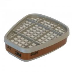3M 6055 pochłaniacz filtr A2