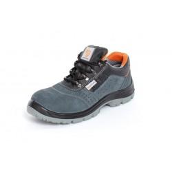 Buty ochronne z metalowym...