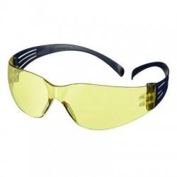 3M SecureFit SF103 żółte...